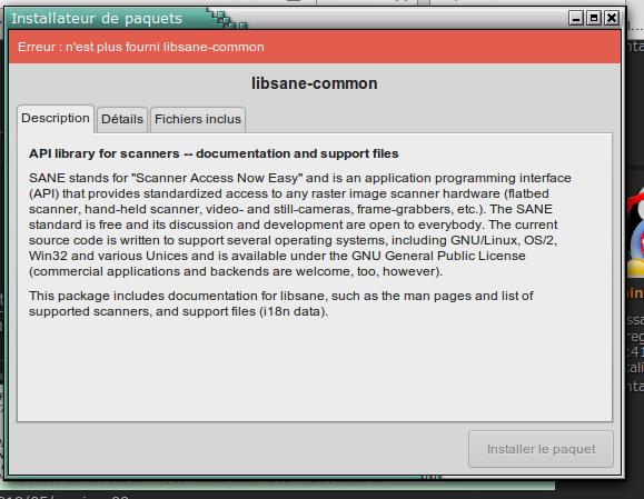 Resolu Le 24 05 19 Epson Xp 225 Ne Scanne Pas Forum Francophone Linuxmint Fr