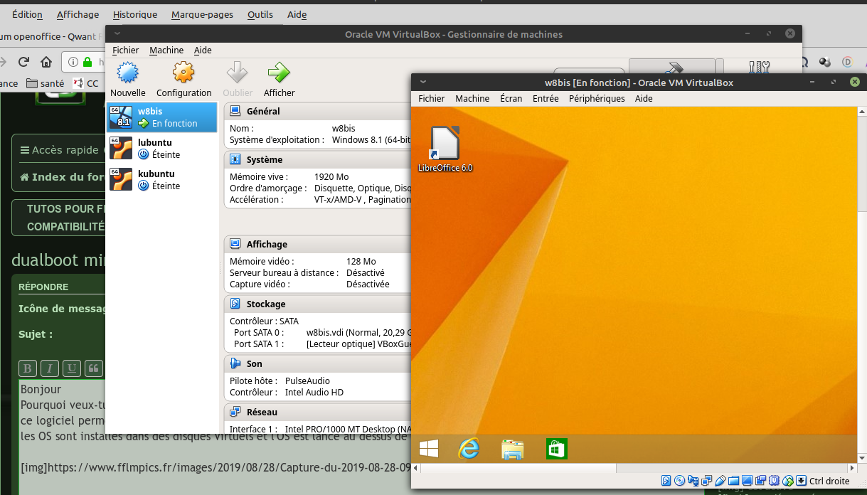 buy factory outlets first rate dualboot mint windows - Forum-Francophone-LinuxMint.fr